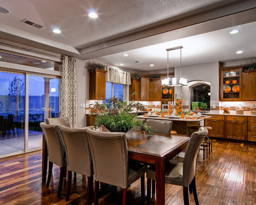 Traditional Home Dining Rooms : Traditional Home Contruction Ideas Dining Room Design Ideas, Remodels ...