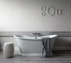 What defines luxury a spacious shower or soaking tub for Soaker tub definition