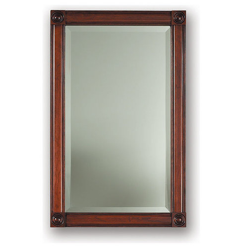 Bathroom Mirror Cabinet Cherry Medicine Cabinets | Houzz