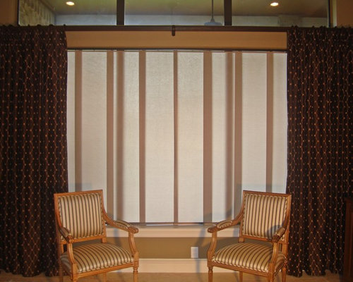 Faux Silk Drapes Home Design Ideas Pictures Remodel And