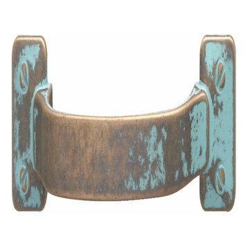 Hafele - Hafele: Handle: Zinc: Rustic Copper: M4: Center To Center ...