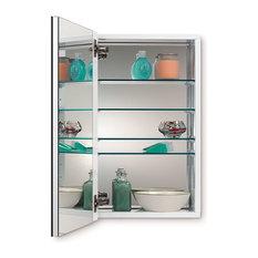 1-Door Surface Mount Medicine Cabinets | Houzz