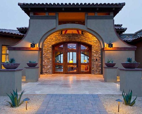 Southwest architecture home design ideas pictures for Southwest architecture