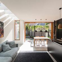 Houzz Tour: Open-Plan Design Works Wonders in Sydney Worker's Cottage