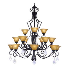 Traditional Chandeliers Houzz