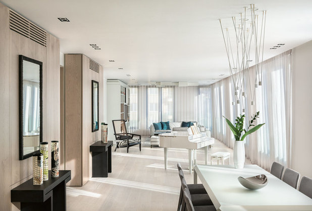 Contemporary  by KNOF design