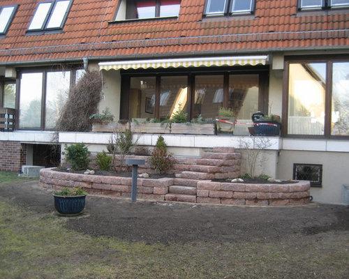 terrassengestaltung reihenhaus