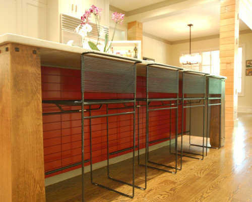 Asian kitchen design ideas renovations photos with red for Style kitchen nashville reviews