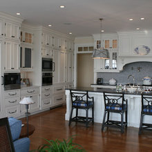 Beaded Inset Kitchens