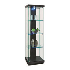 New Spec Inc. - Curio Display Cabinet - China Cabinets And Hutches