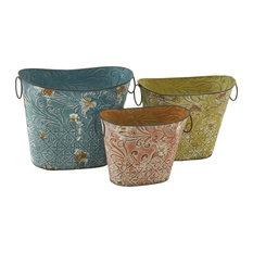 Modern Indoor Pots And Planters Houzz