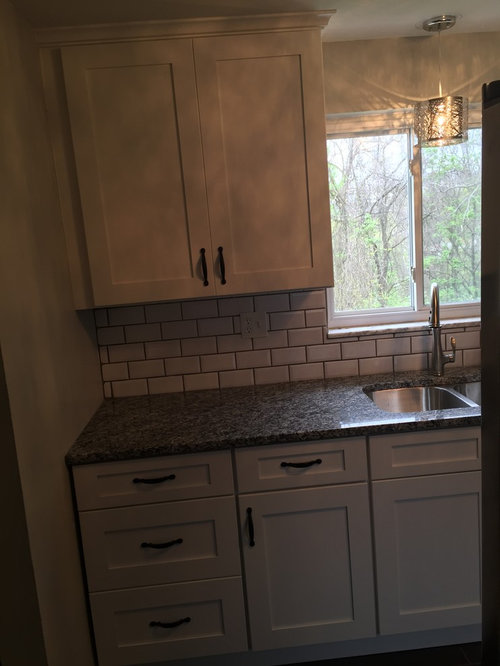 kitchen remodel-new cabinets, granite, flooring, backsplash