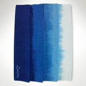 Horizontal Ombré Beach Towel
