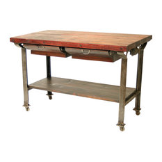 Eclectic Kitchen Islands And Kitchen Carts - Kitchen Islands And ...