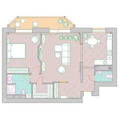 Дизайн бильярдного зала