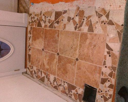 Foyer Tile Mosaic : Foyer tile mosaic