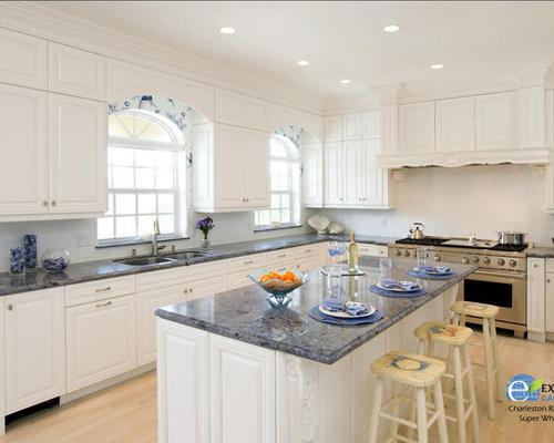 Various Naples White Kitchen Designs