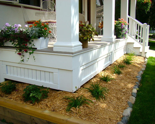 Deck Skirting Home Design Ideas Remodel and Decor