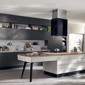 Motus Kitchen by Scavolini