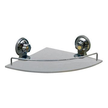 ... corner shelf in shower Plastic / Acrylic Bathroom Cabinets and Shelves