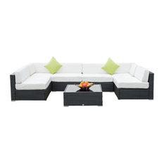 Modern Outdoor Sofas Houzz