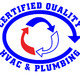 Certified Quality Air Conditioning & Plumbing