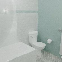 Piedmont Transitional Kids Bath
