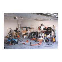 Система хранения Elfa для гаража