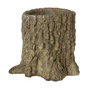 Tree Trunk Pot