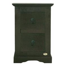 nachttische nachtschr nke nachtkonsolen. Black Bedroom Furniture Sets. Home Design Ideas
