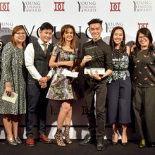 Ngee Ann Polytechnic Student Wins Young Designer Award 2017