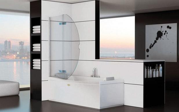 Taugt Ein Duschvorhang Zum Duschen In Der Badewanne?