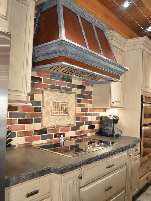 Large galley kitchen design ideas renovations photos for Large galley kitchen designs