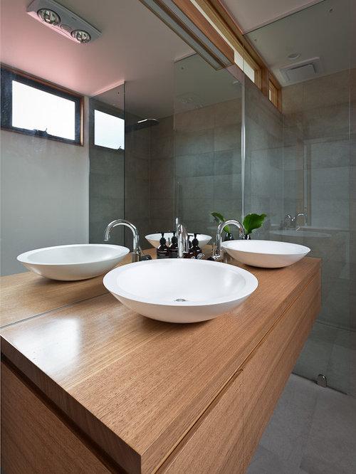 Modern hobart bathroom design ideas remodels photos for Bathroom designs hobart