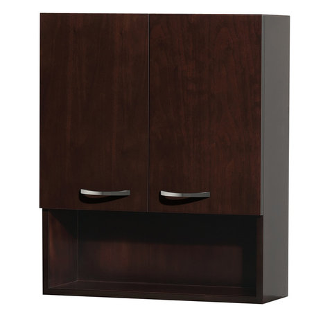 Over The Toilet Cabinets Espresso Bathroom Cabinets and Shelves ...