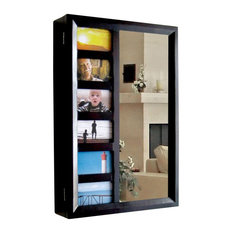 Proman Products - Bellissimo Venice Wall Mount Jewelry Armoire in ...