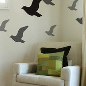 Fly Wall Decals