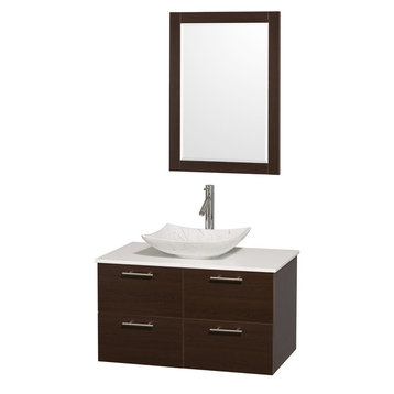 White Bathroom Vanity With Top Bathroom Vanities Houzz