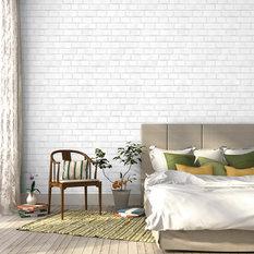 Wallpaper houzz - Easy peel off wallpaper ...