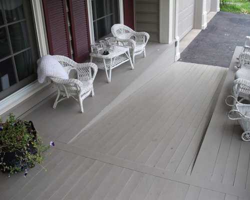 Composite Decking With Ada Ramp Home Design Ideas