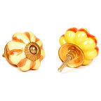 Artisan glass kitchen knobs - Eclectic - Cabinet And Drawer Knobs - Other - by Merlin Glass