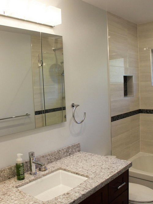Bathroom Renovation Wellington Ave North Vancouver
