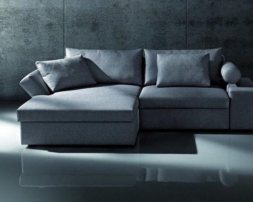 club sectional sofa bed franz fertig. Black Bedroom Furniture Sets. Home Design Ideas