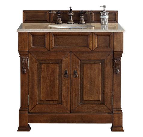 Traditional Brown Single Sink Bathroom Vanities | Houzz