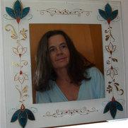 Photo de Lucie Breysacher - Peinture sous verre