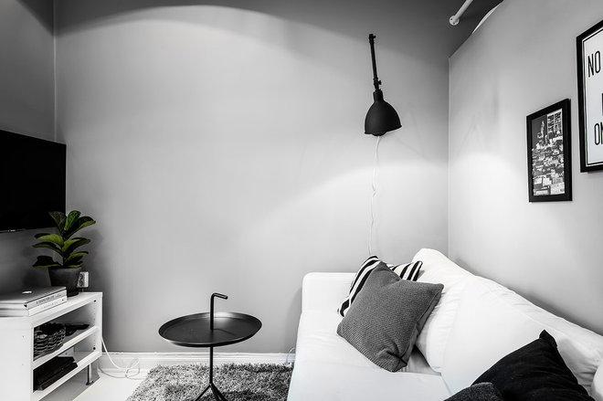 Modern Vardagsrum by Moodhouse Interiör