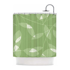 Olive Green Shower Curtains Houzz