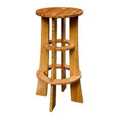 Asian style bar stools