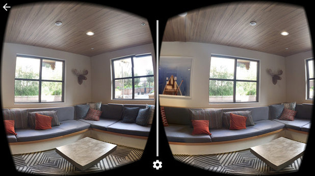 Would you use virtual reality to renovate your home for Home design virtual reality