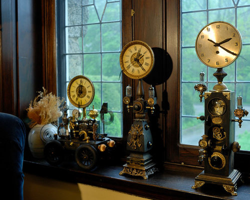 Steampunk Lamp Home Design Ideas Pictures Remodel And Decor